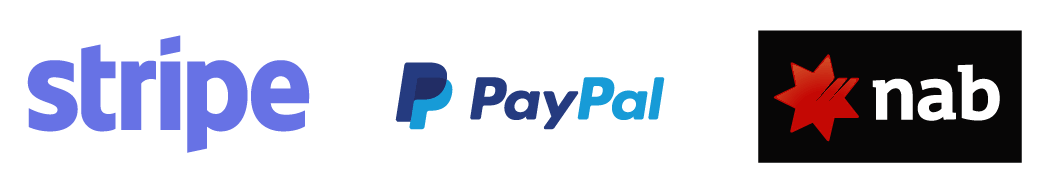Payment Gateways, Stripe, PayPal, NAB