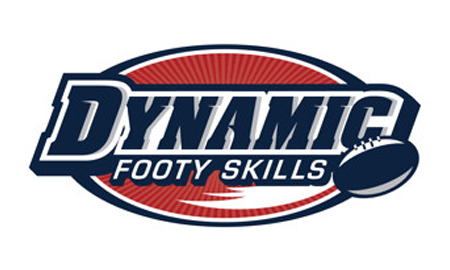 Dynamic Football Skills Logo