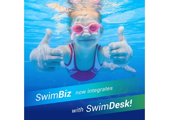 SwimBiz Now Integrates With SwimDesk