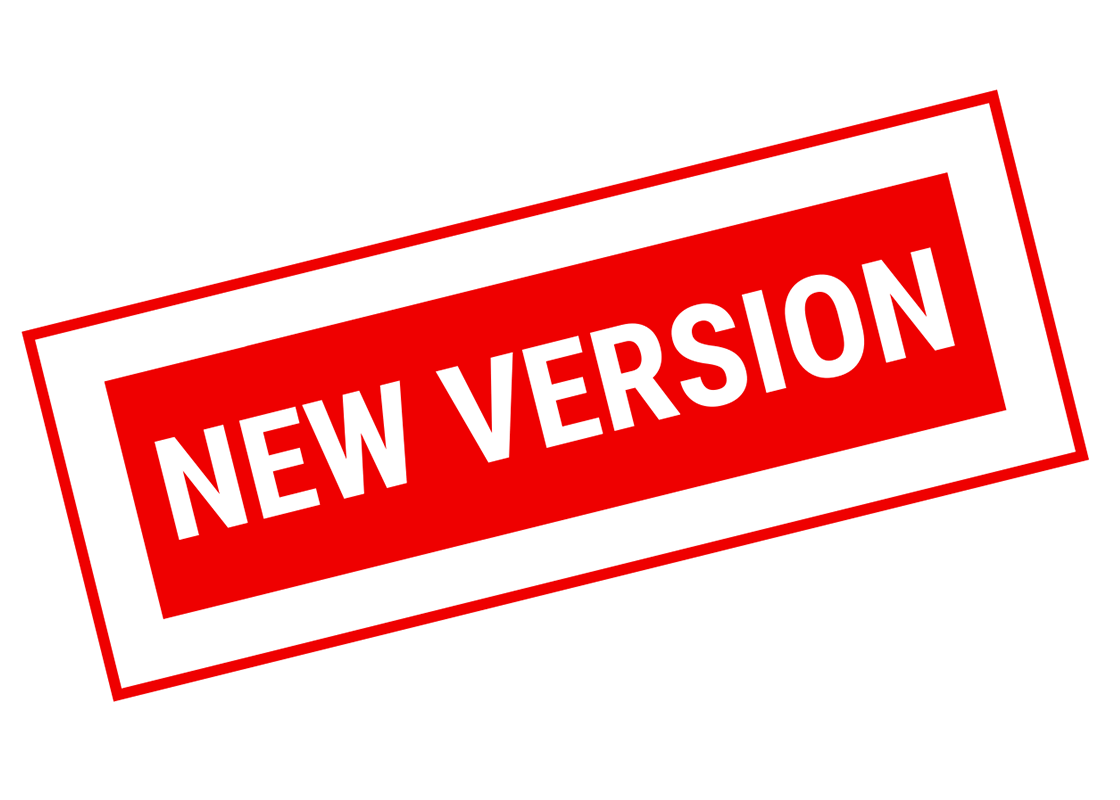 New Release - Version 15.1